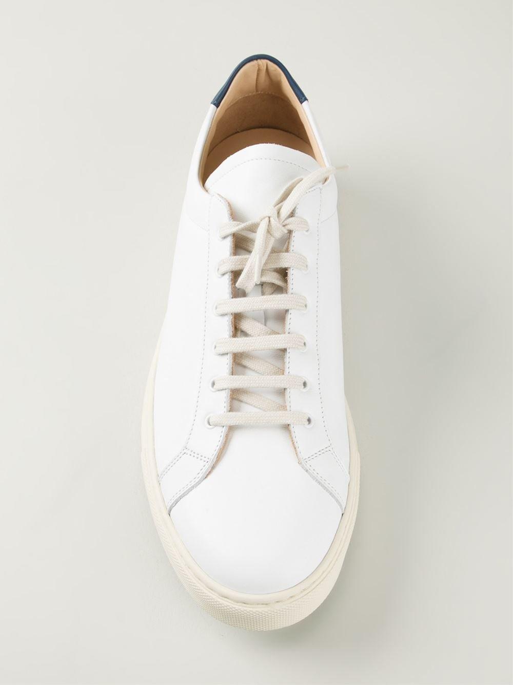 Projets Communs Chaussures À Lacets OyrfgyVJ