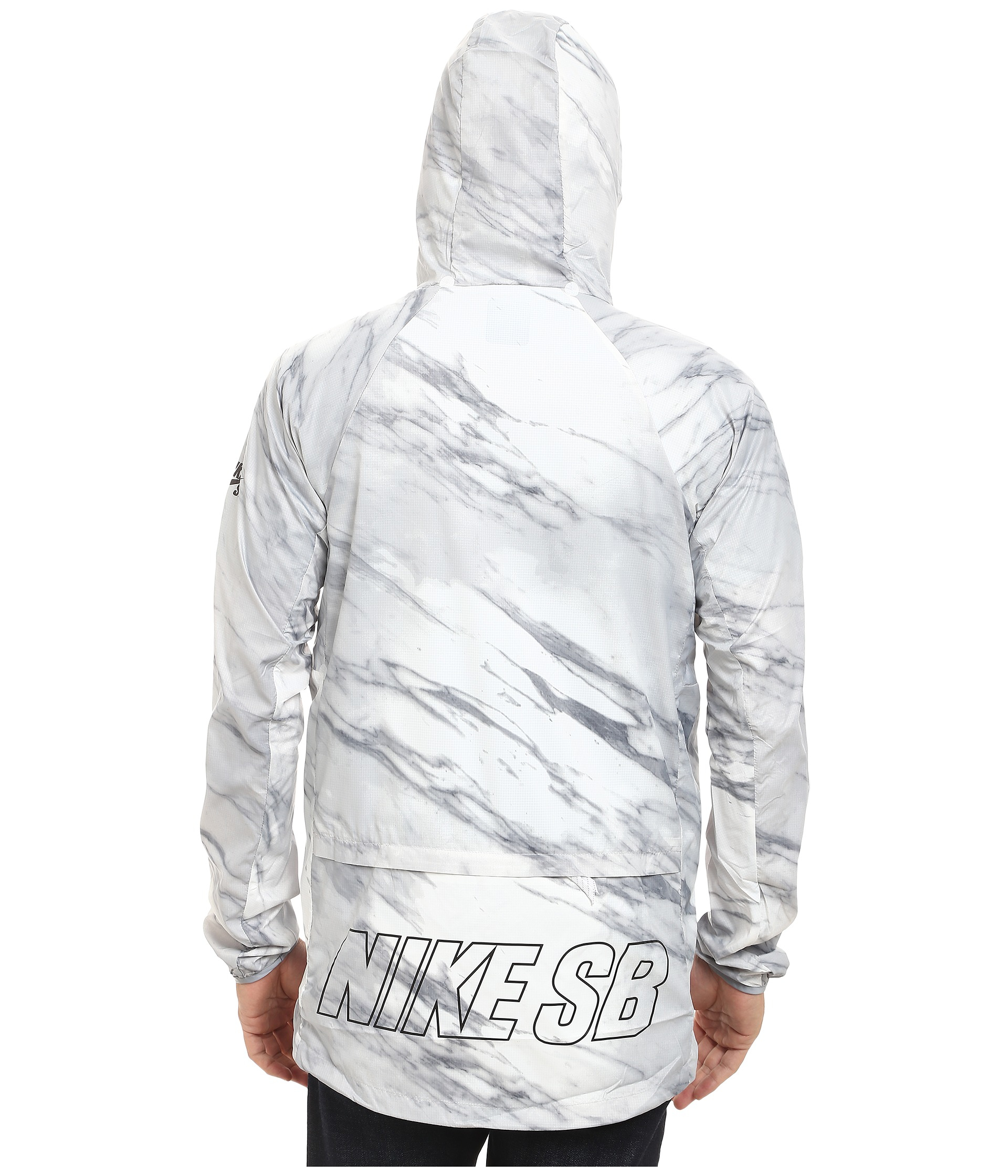 latest design fast delivery hot sale Sb Steele Light Weight Marble Jacket