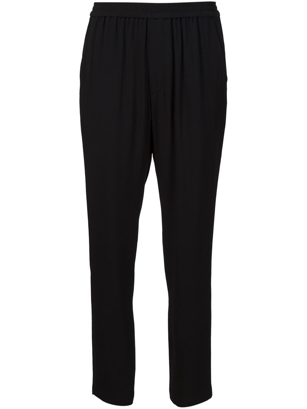 Find great deals on eBay for black elasticated waist trousers. Shop with confidence.