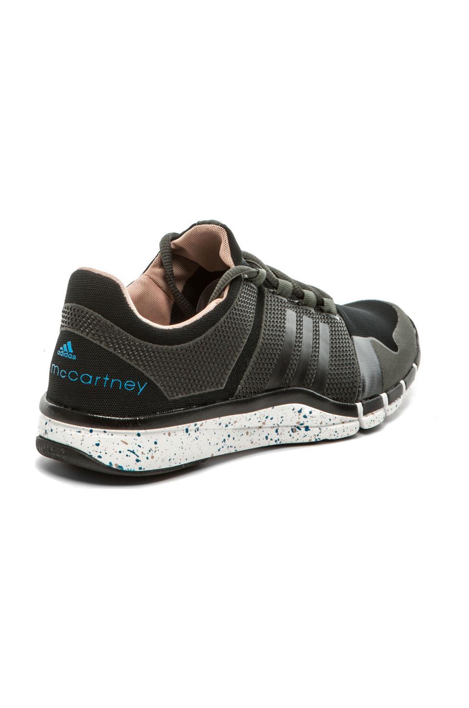 68b51c51ce8d81 Lyst - adidas By Stella McCartney Cc Adipure Studio Shoes in Black
