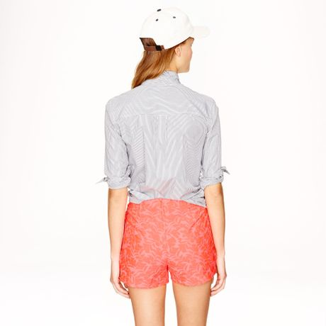 J And J Corals J.crew Tap Short in Ne...