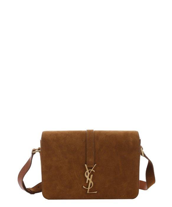 ysl brown bag