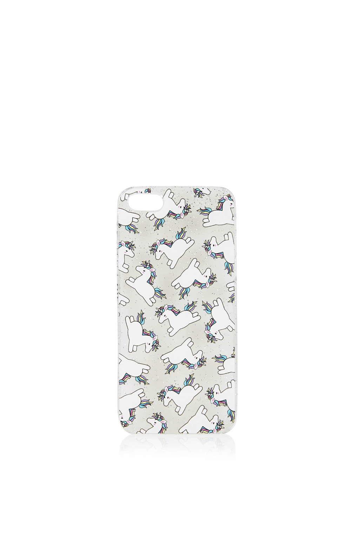 size 40 5fde9 fba8c TOPSHOP Multicolor Unicorn Iphone 5 Case By Skinnydip