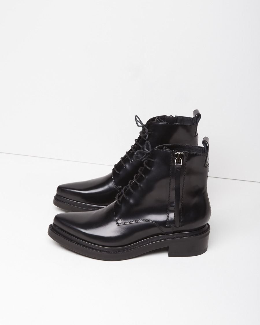 Lyst - Acne Studios Linden Boot in Black 5d34ff7b5bd