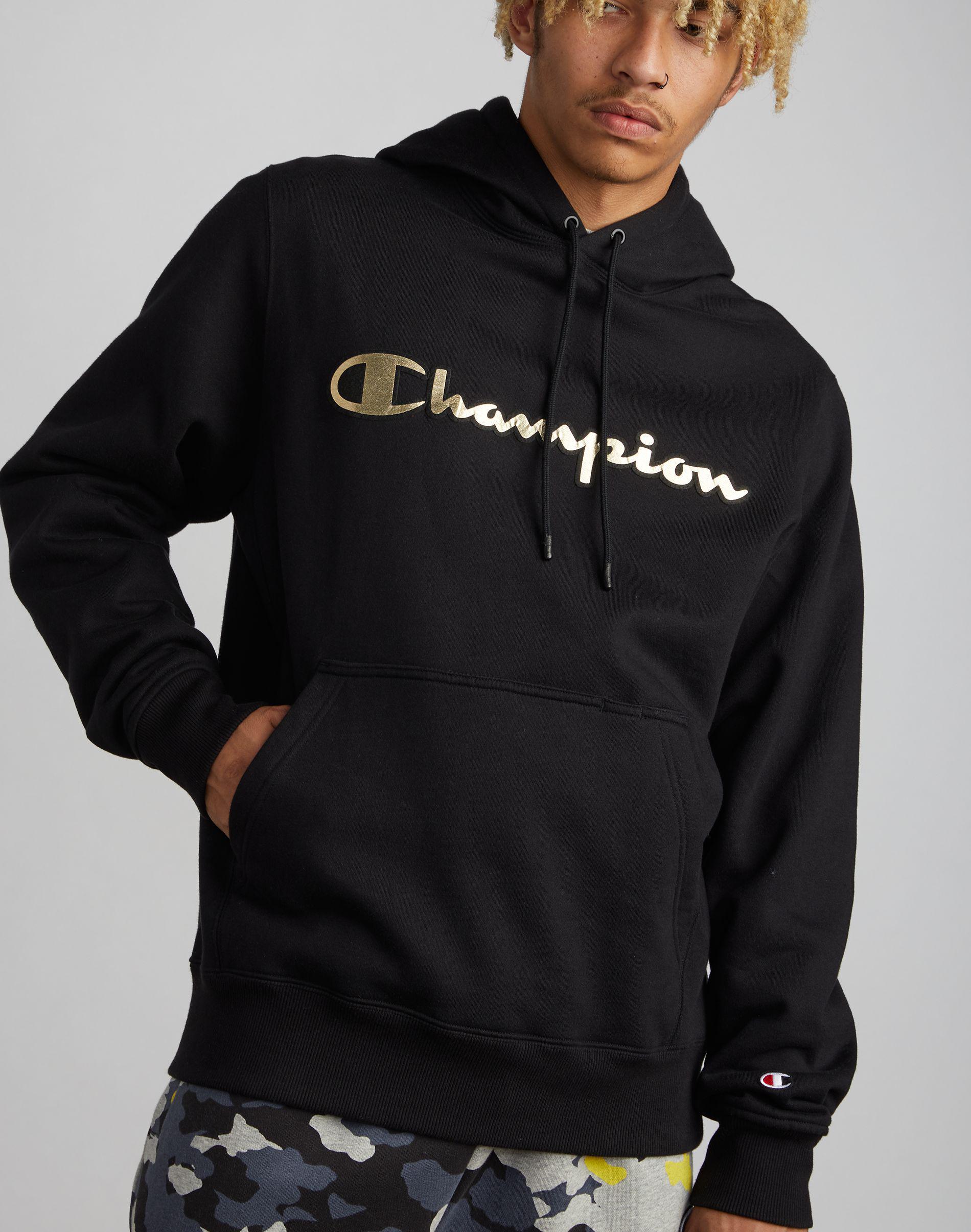 e90ea6d3a6b0 Lyst - Champion Life® Super Fleece 2.0 Pullover Hood