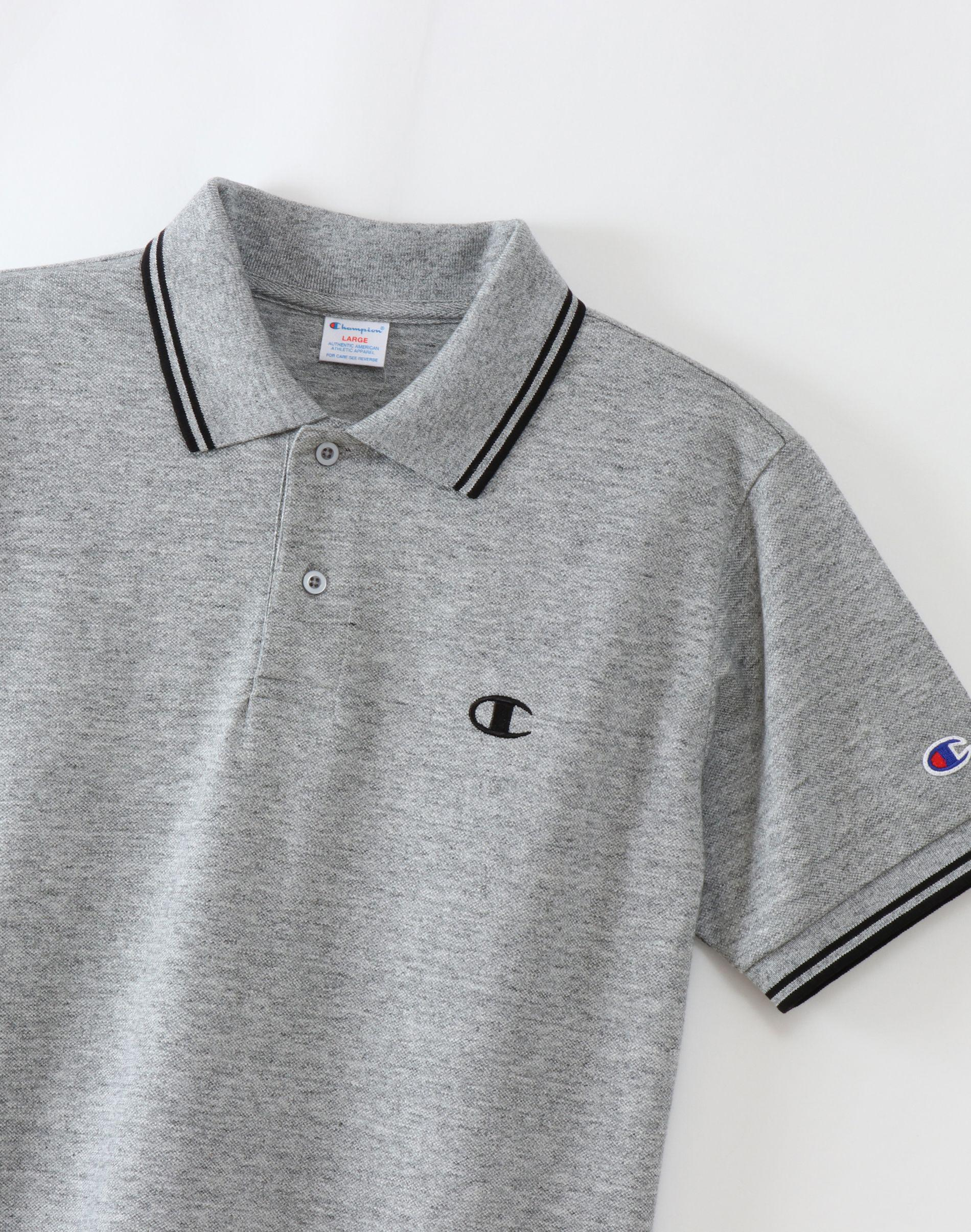 a7a1ffc7 Champion Japan Premium Campus Polo Shirt in White for Men - Lyst