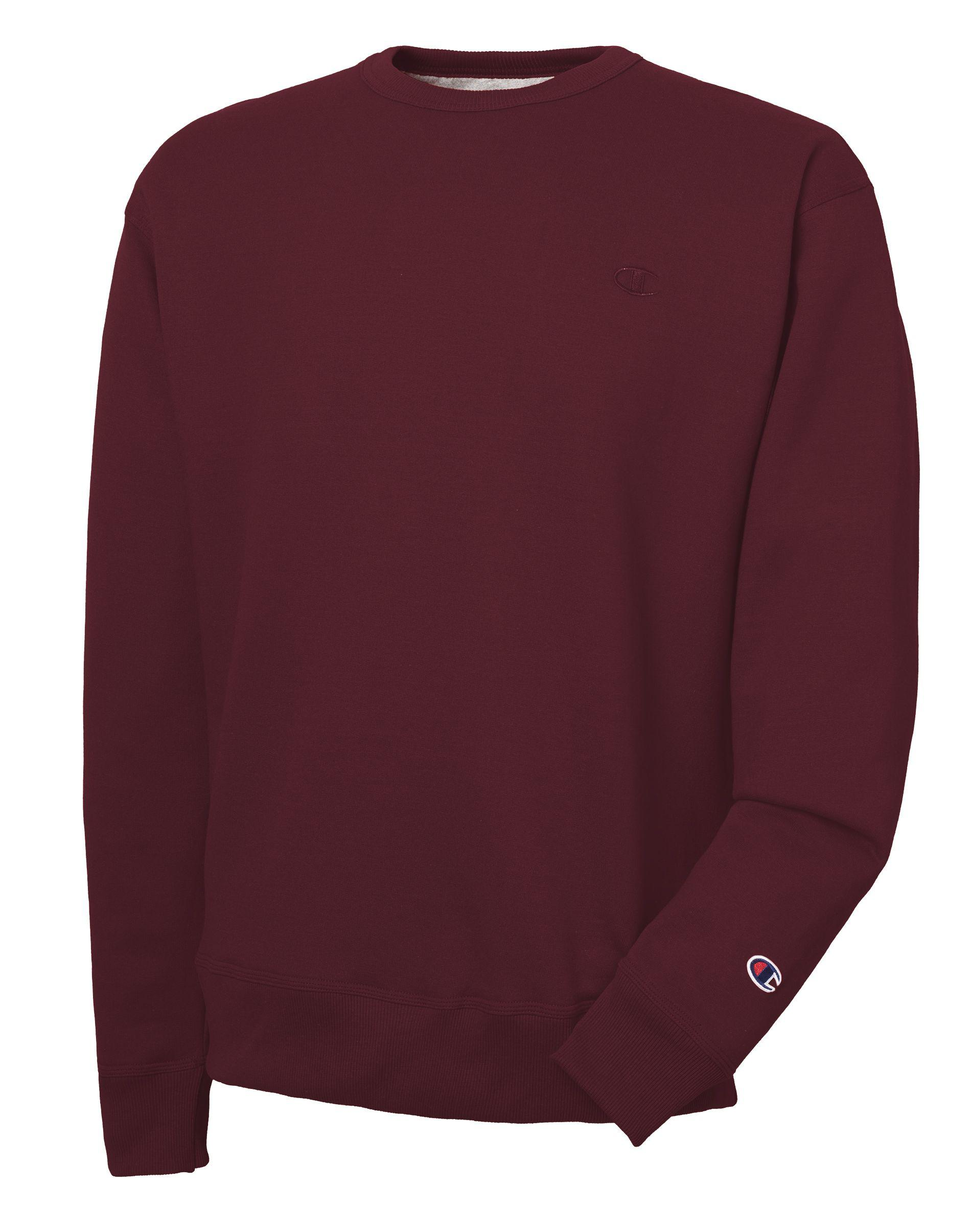 399ac3bd7191 Lyst - Champion Powerblend® Sweats Pullover Crew in Purple for Men
