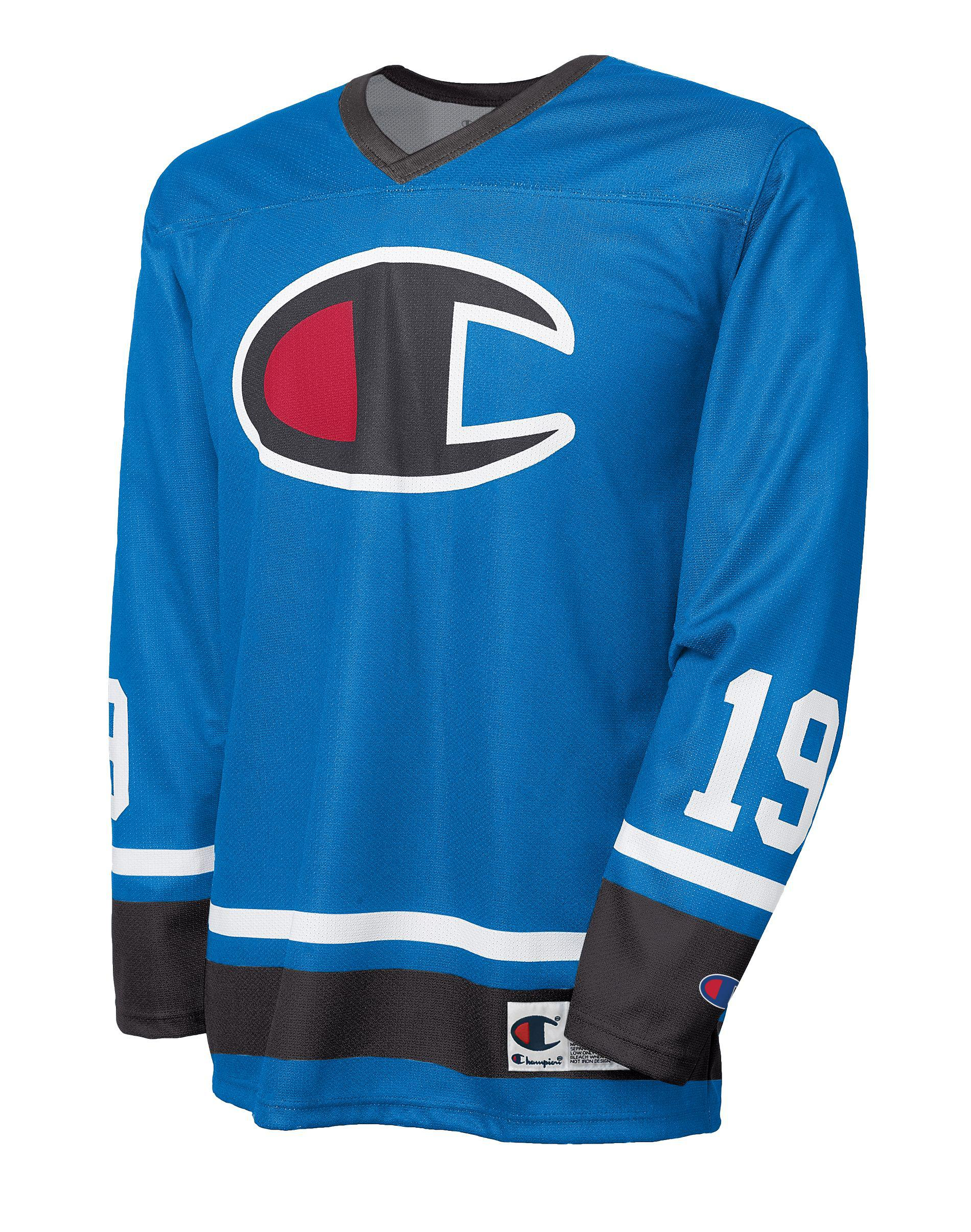 Lyst - Champion Life® Hockey Jersey in Blue for Men a8e4f7f82