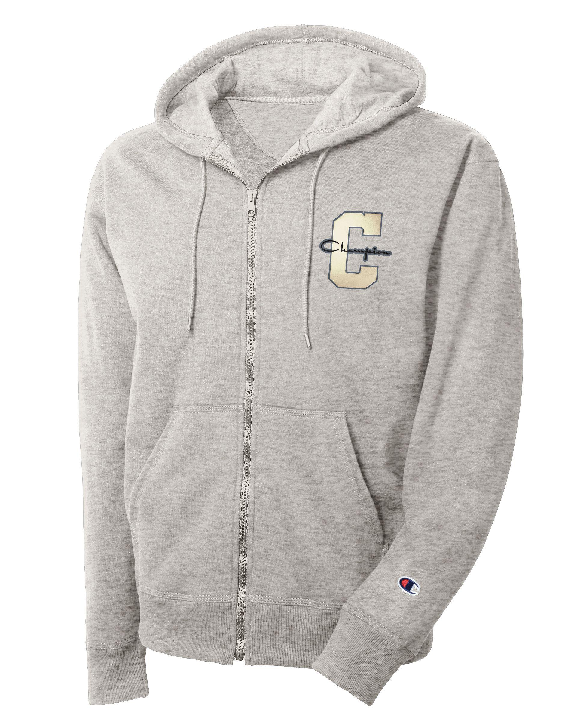 a18a955ebd6a Lyst - Champion Life® Reverse Weave® Full Zip Hoodie