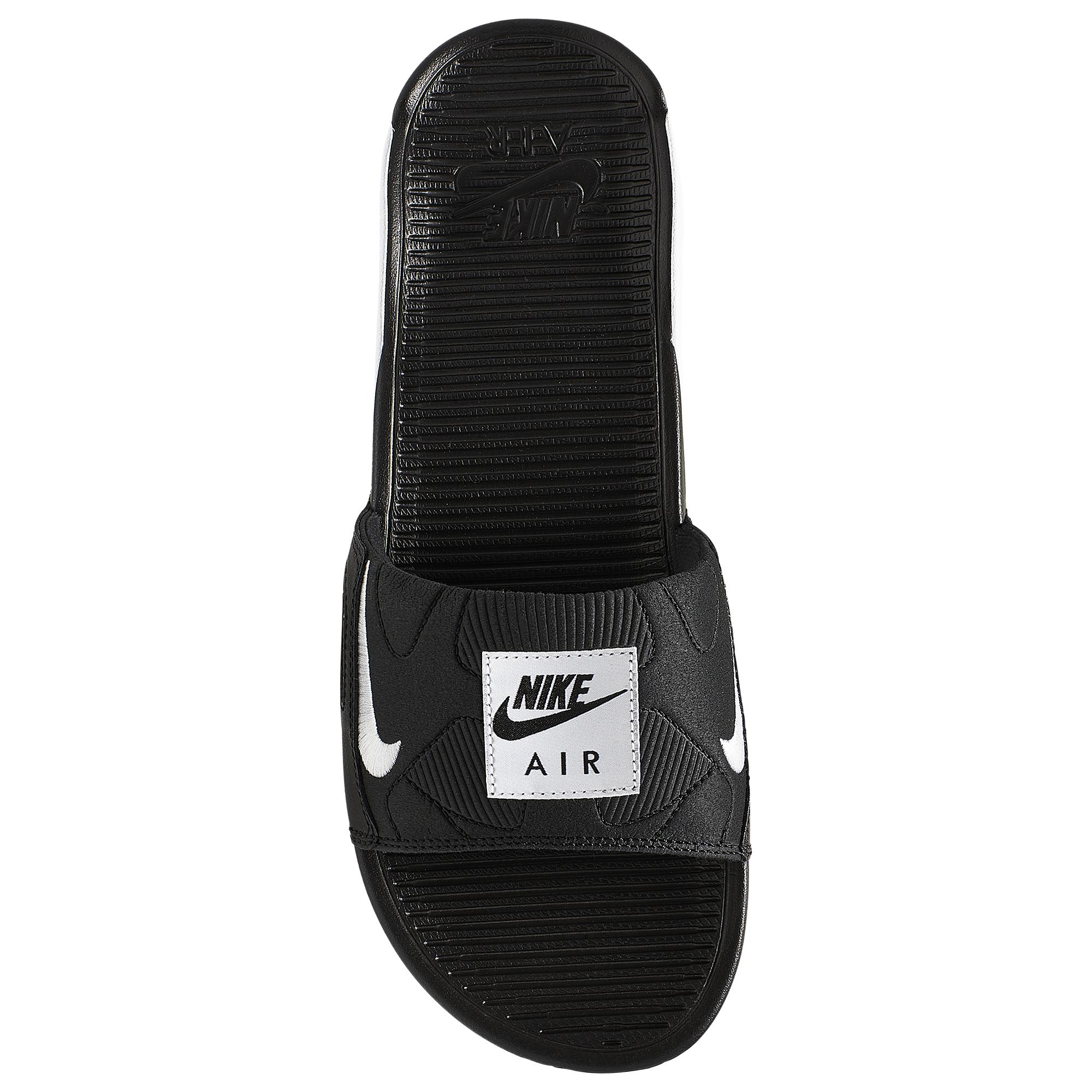 Nike Air Max 90 Slide in Black/White (Black) for Men - Save 52% - Lyst