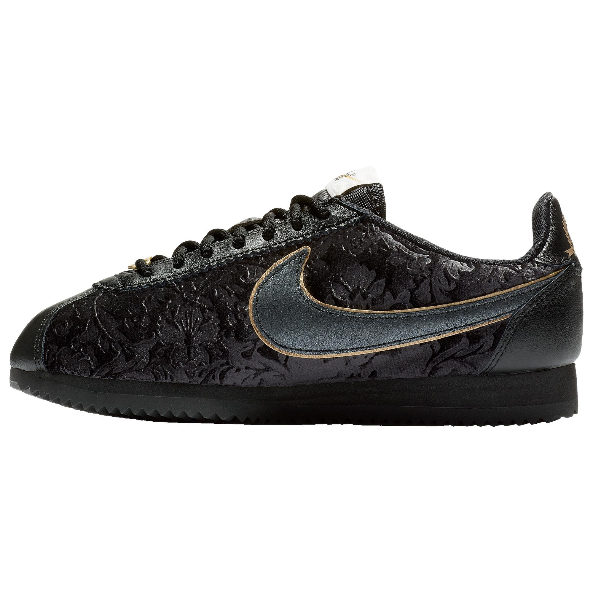 Nike Classic Cortez Velvet Running