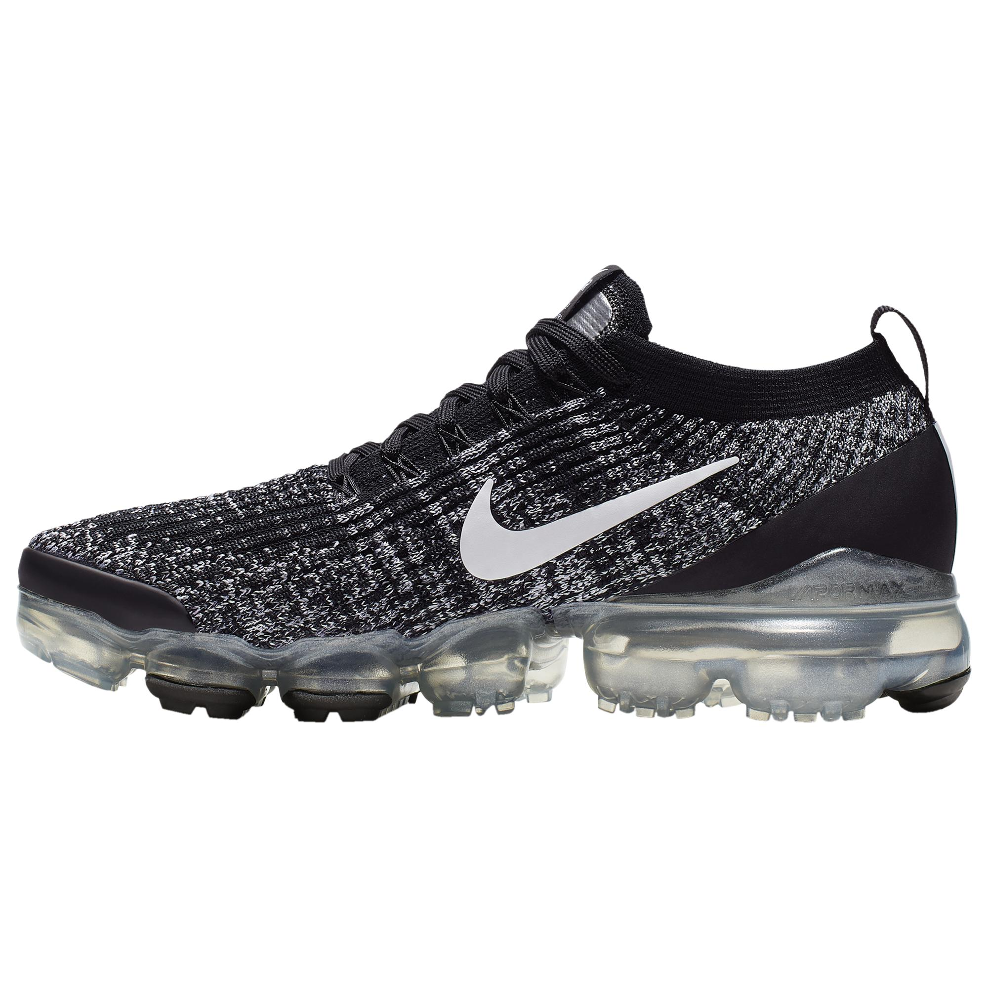 Nike Air Vapormax Flyknit 3 - Running Shoes in Black - Save 45% - Lyst