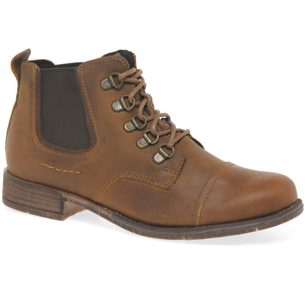 2f0e9333133d1 Tap to visit site. Josef Seibel - Brown Sienna 09 Womens Casual Hiker  Chelsea ...