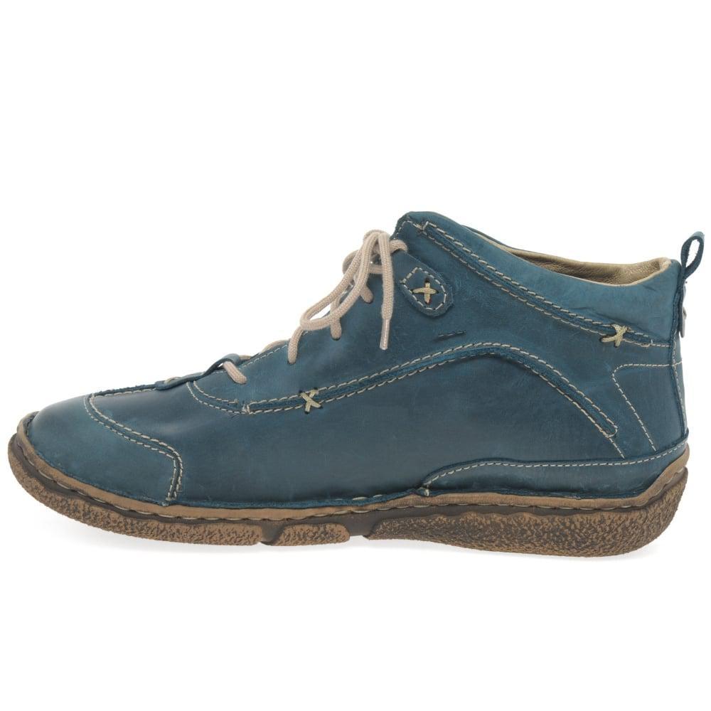 Josef Seibel Nikki Womens Leather Ankle