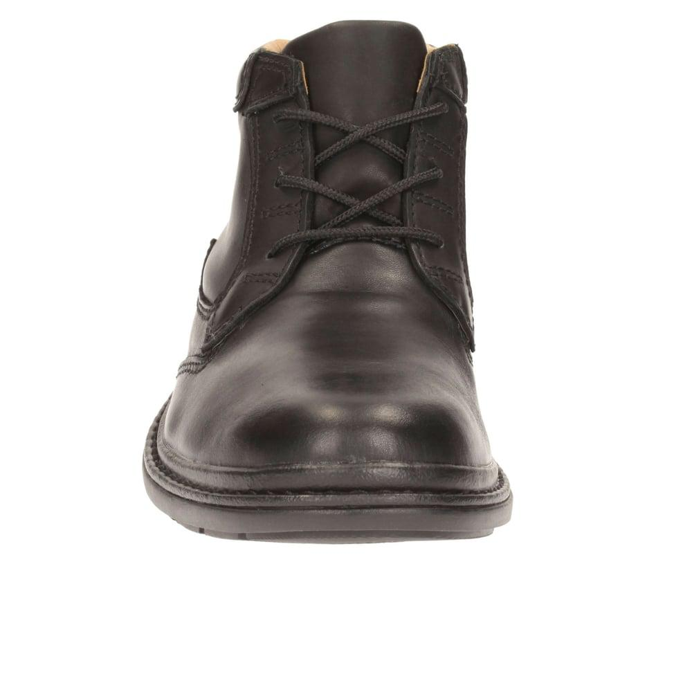 Clarks Rockie Hi Men S Lace Up Shoes