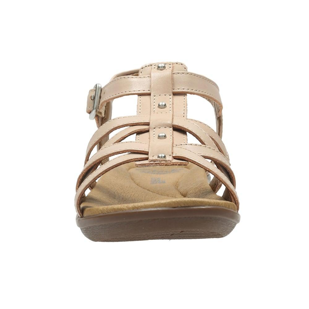 f4a9746b9c4 Lyst - Clarks Manilla Bonita Womens Casual Sandals