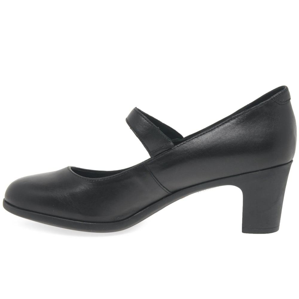 Lyst - Bata Oxford Womens Mary Jane Shoes In Black