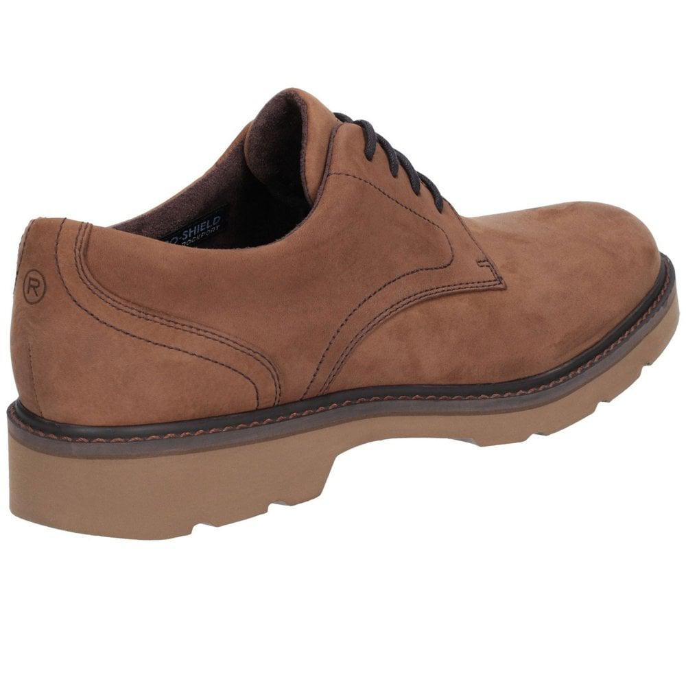 5cf9a83d9607 Lyst - Rockport Charlee Tawny Shoes in Brown for Men