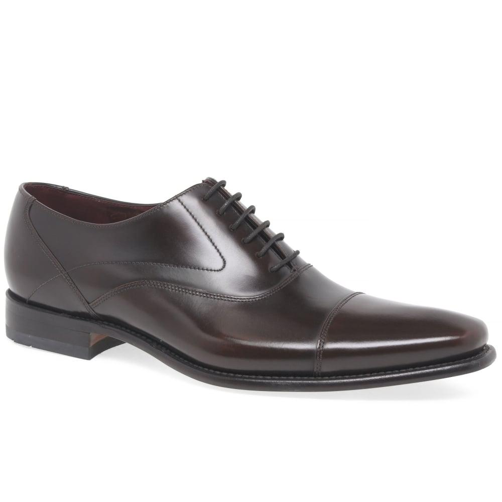 Mens Oxford Shoes Leather Soles