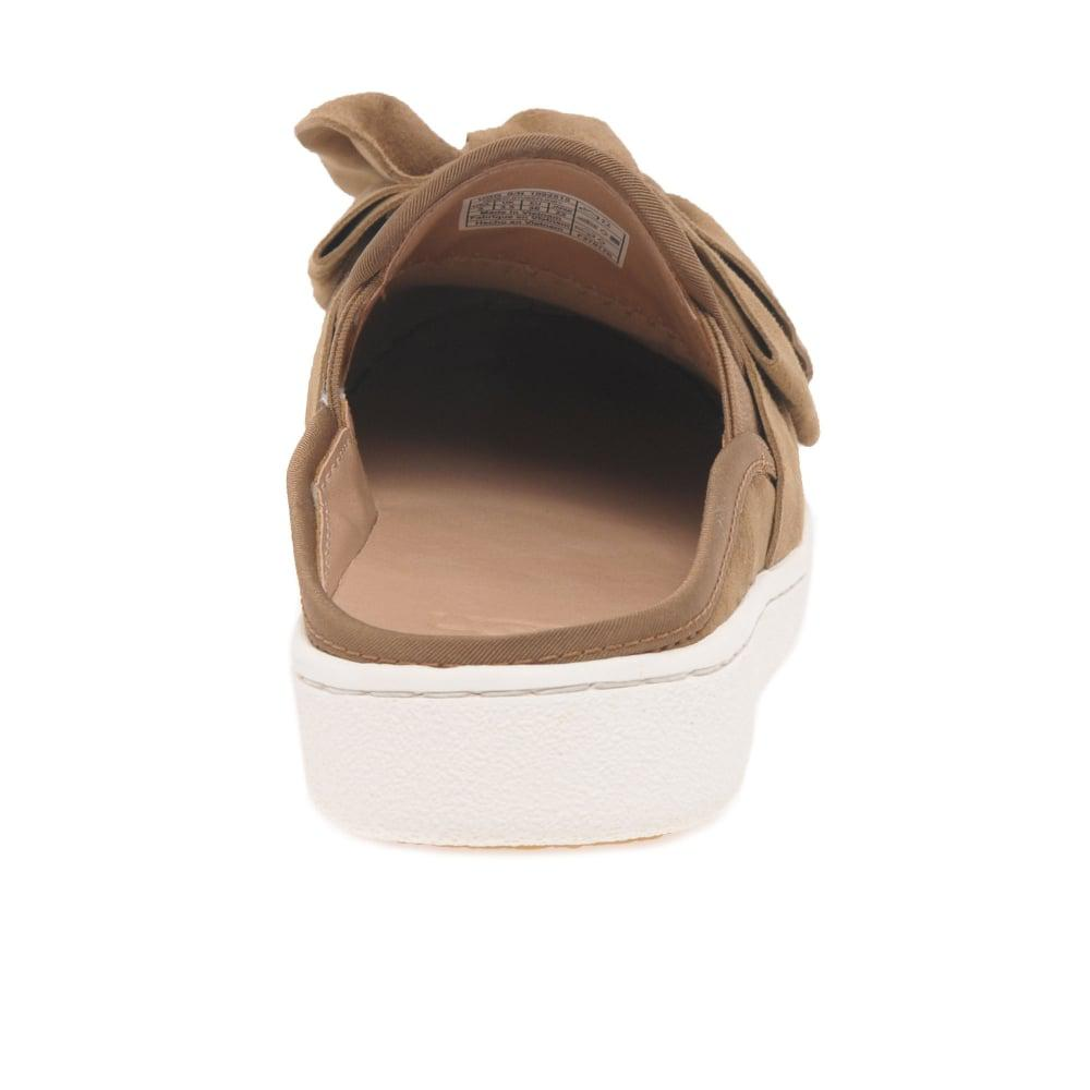 970e187147f Ugg Brown Luci Bow Womens Slip On Shoes