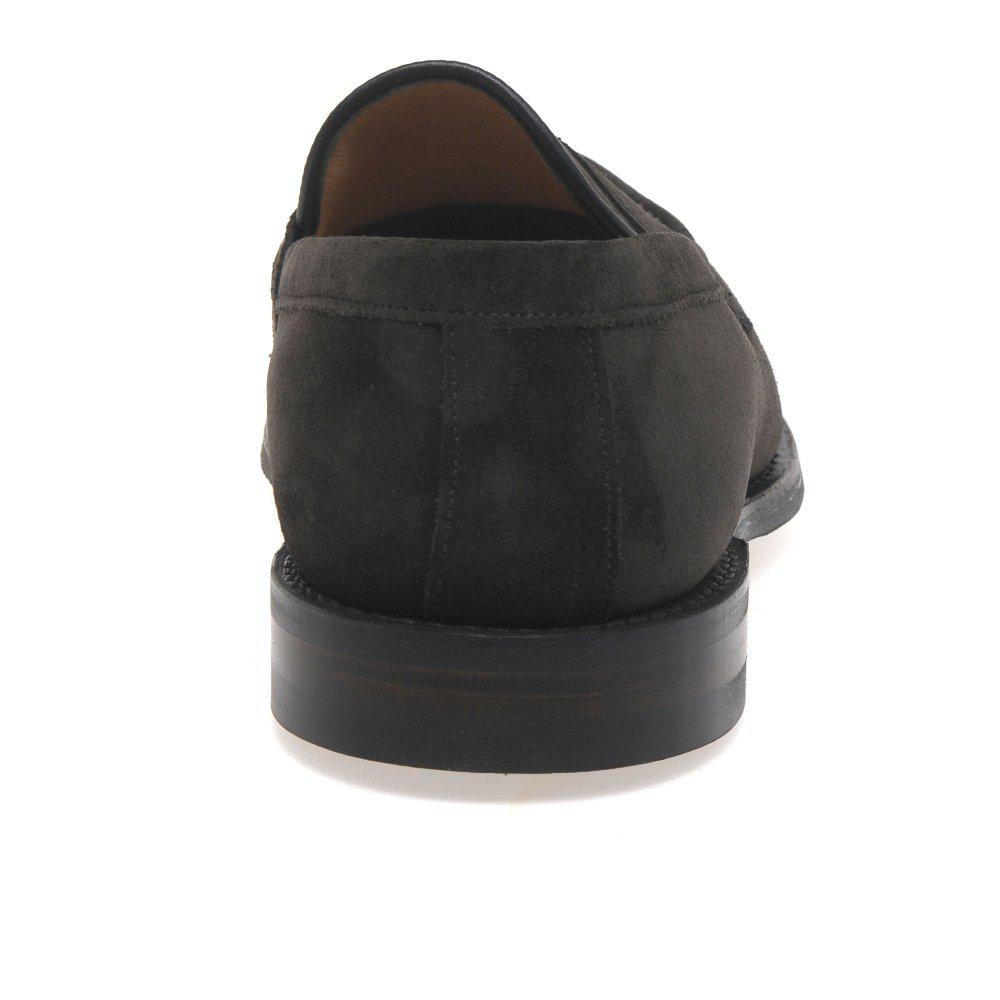 Cheaney Leather Howard R Mens Slip On Shoes in Black for Men