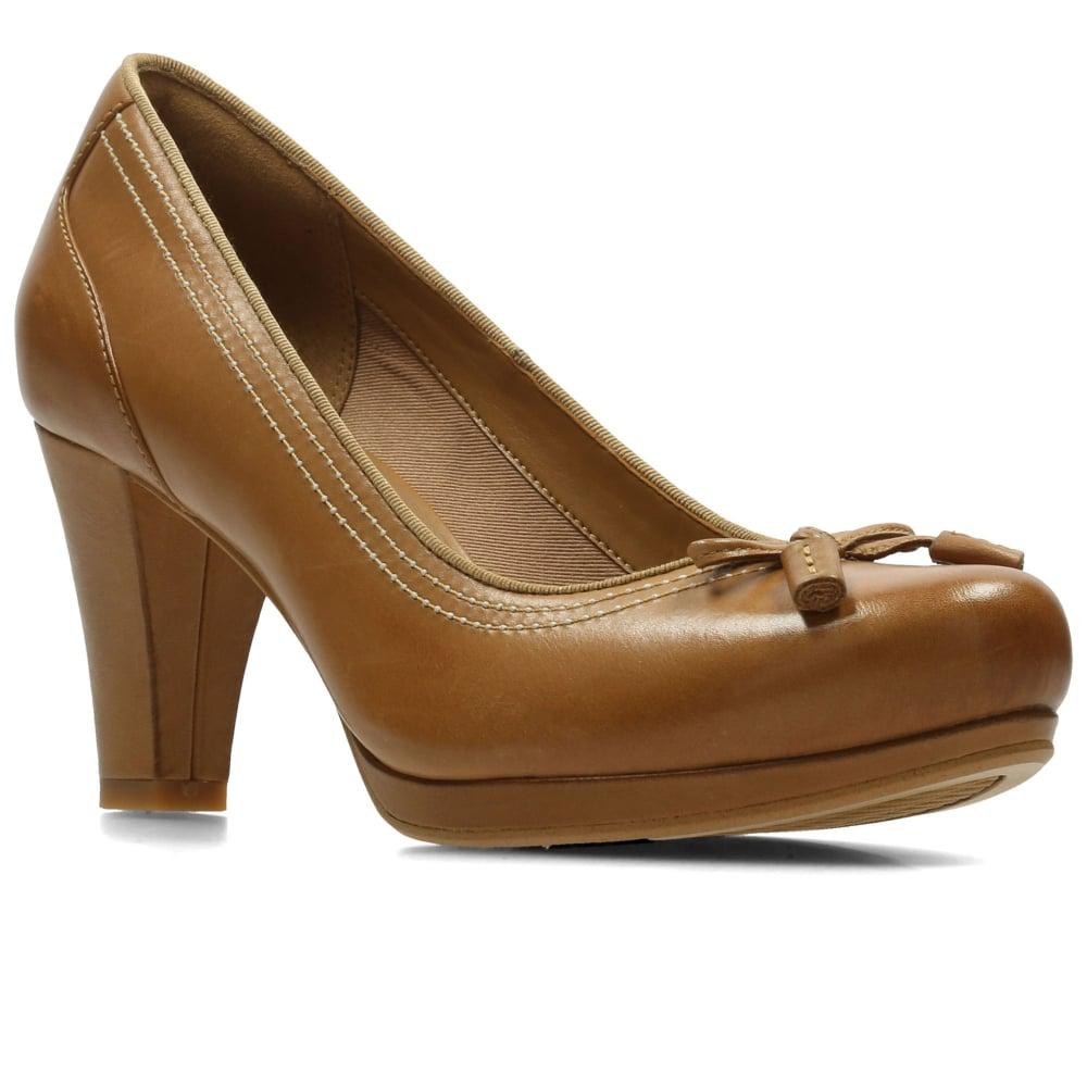 Lyst Shoes Brown Bombay In Womens Clarks Court Chorus PvrqPxg