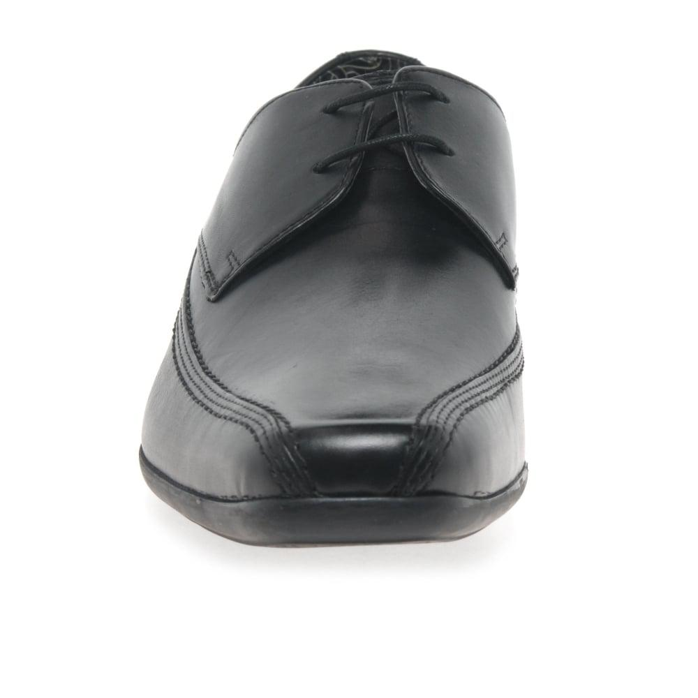 Clarks Aze Day Mens Formal Lace Up Shoes in Black for Men