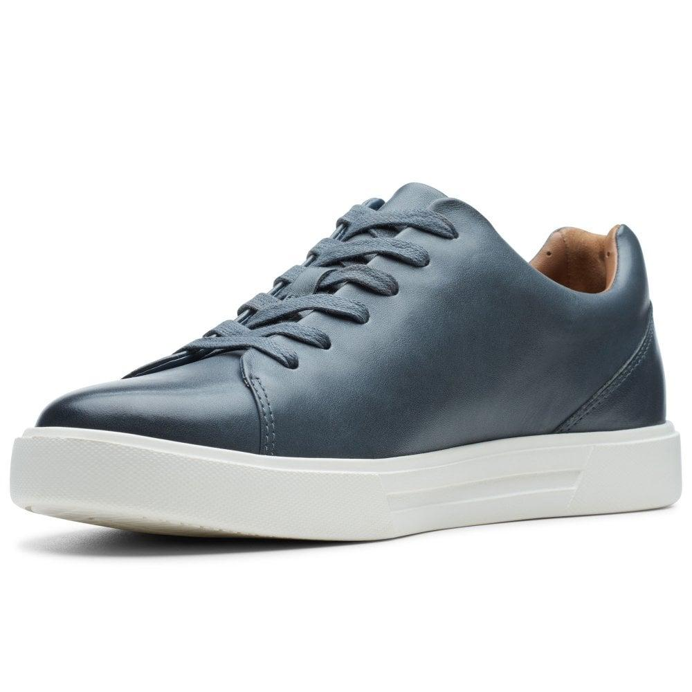 Corea Velas más  Clarks Un Costa Lace Mens Casual Shoes in Navy (Blue) for Men - Lyst