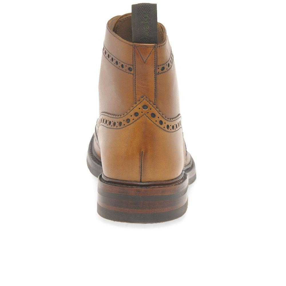 3e8095af6e5b5 ... Bedale Men s Lace Up Brogue Boots for Men - Lyst. View fullscreen