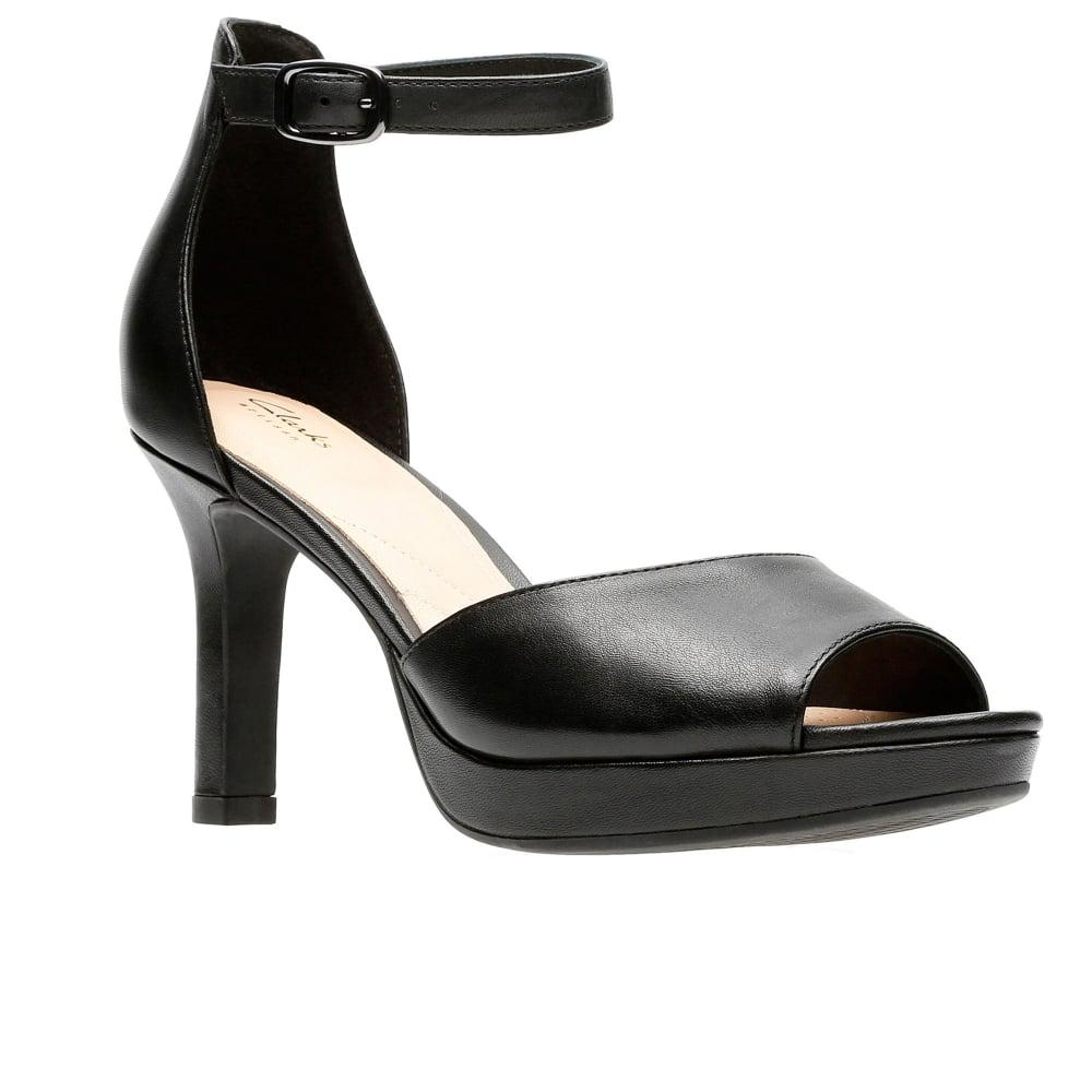 cbb11cffc1e Lyst - Clarks Mayra Dove Womens High Heels in Black