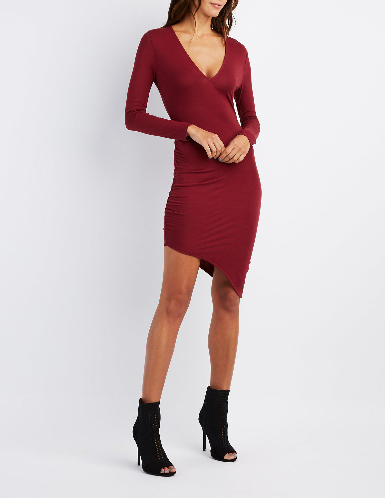 1e0c1673136e Gallery. Previously sold at: Charlotte Russe · Women's Bodycon Dresses