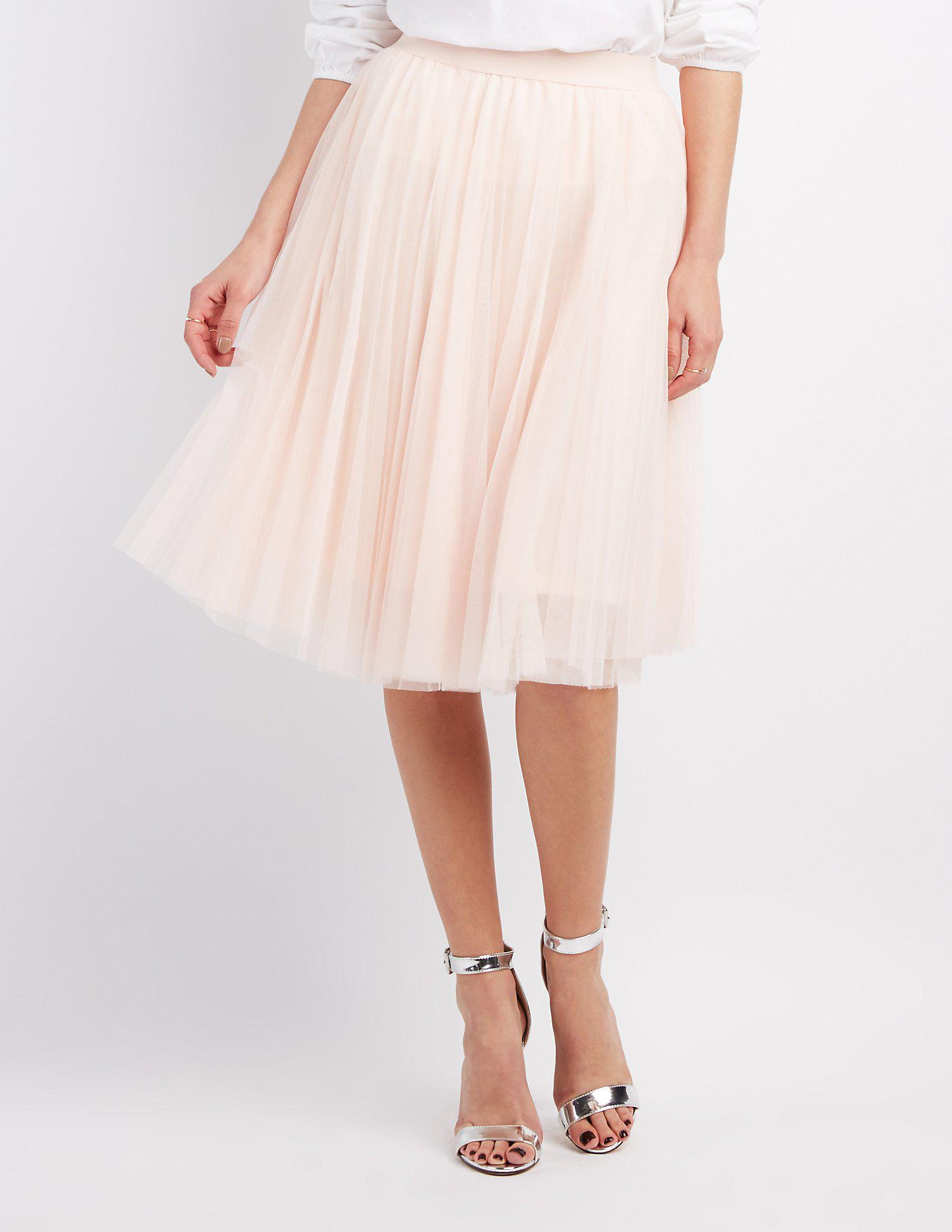 7813227bce Gallery. Previously sold at: Charlotte Russe · Women's Tulle Skirts