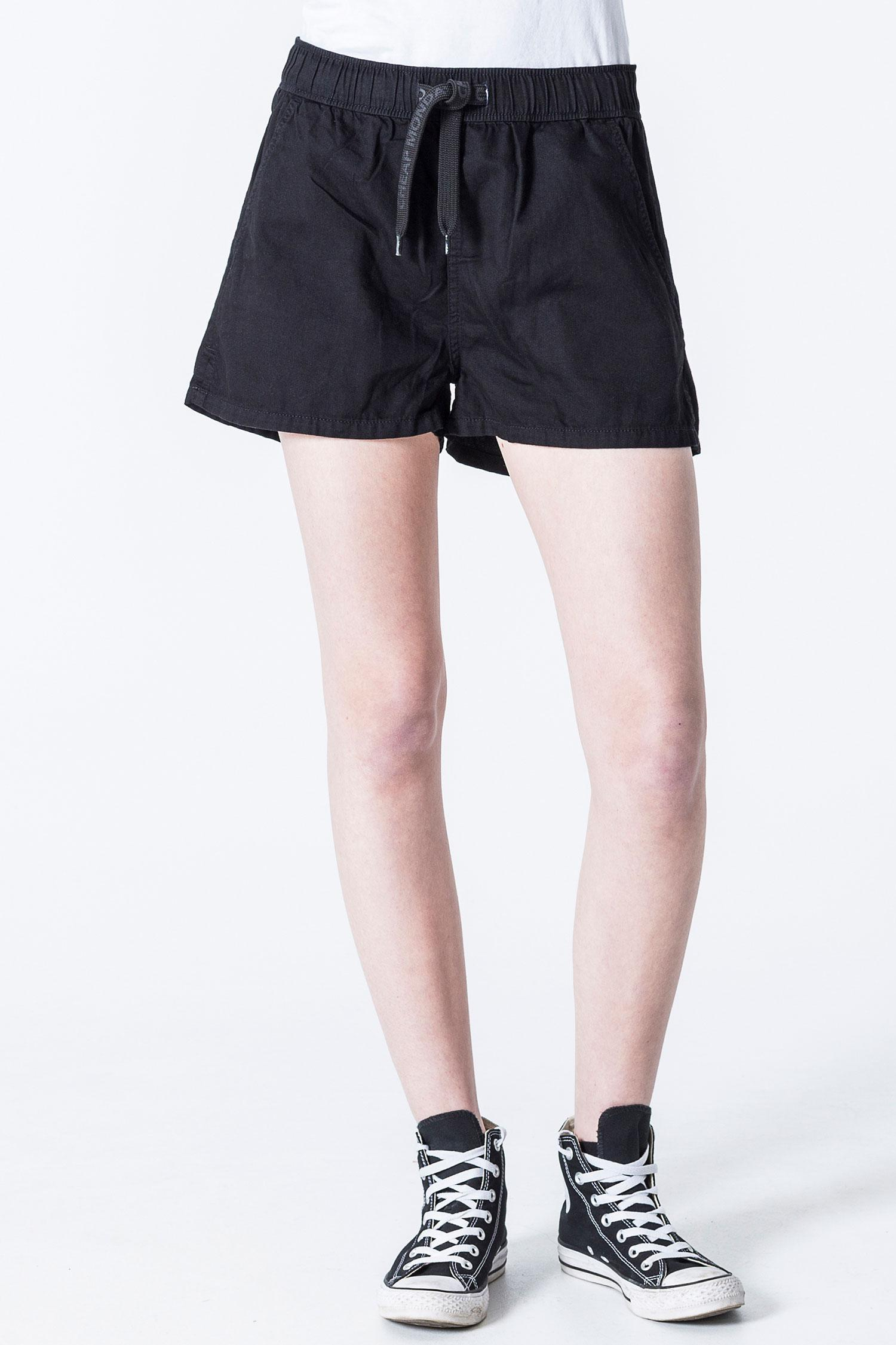 d3557a2b8c Cheap Monday Wave Jaded Black Shorts in Black - Lyst