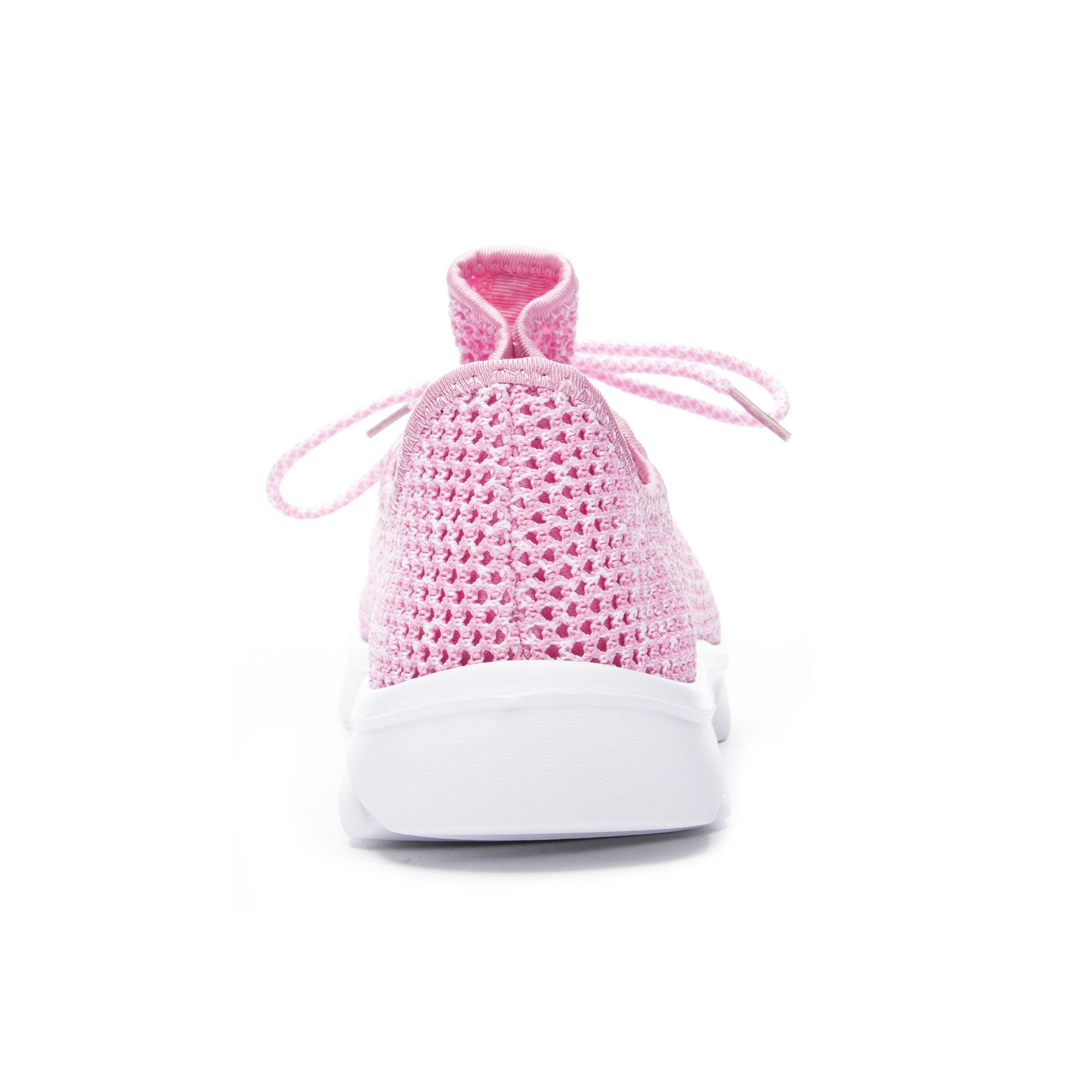 ec7be1ad Dirty Laundry - Pink Serene Mesh Sneaker - Lyst. View fullscreen