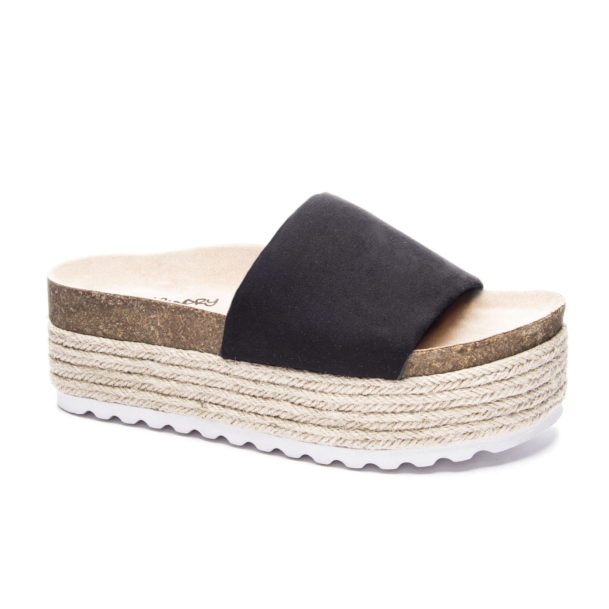 ef67179061c0 Lyst - Dirty Laundry Pippa Slide Sandal in Black