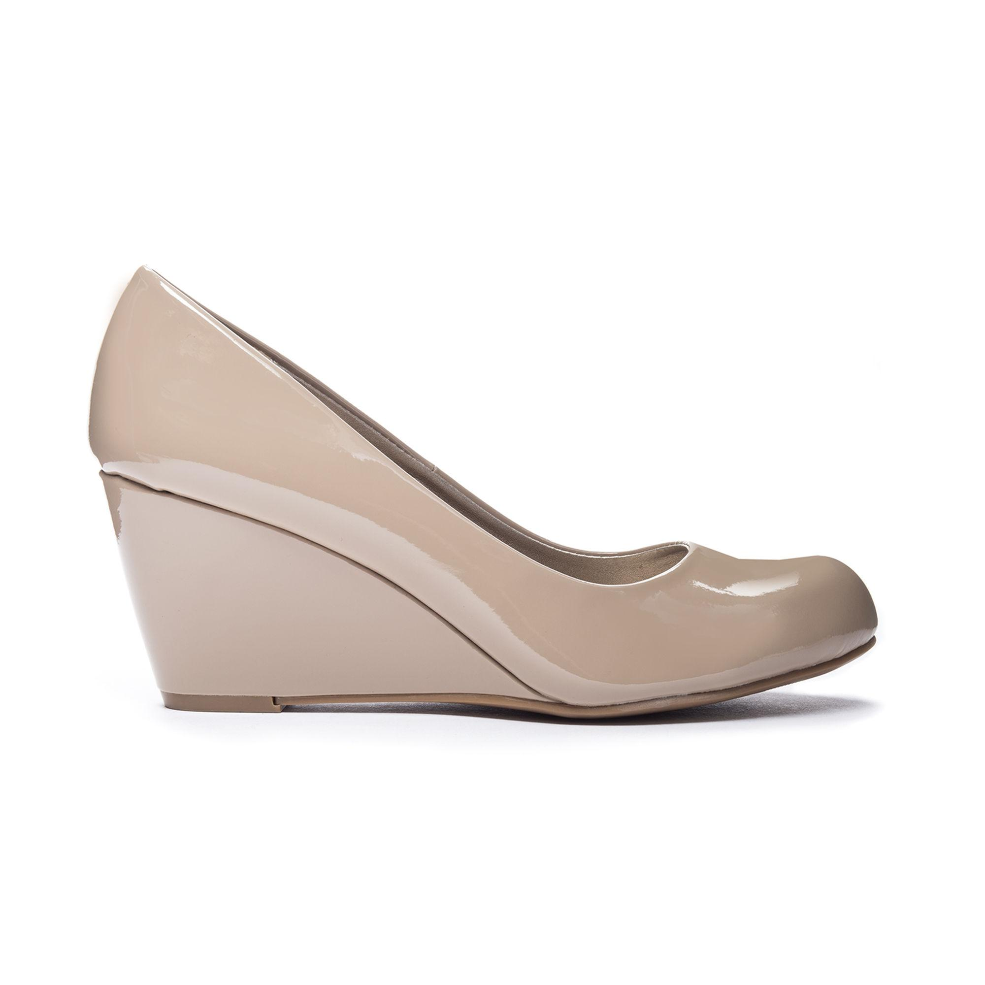 CL by Chinese Laundry Womens Nima Wedge Pump, Grey, Size