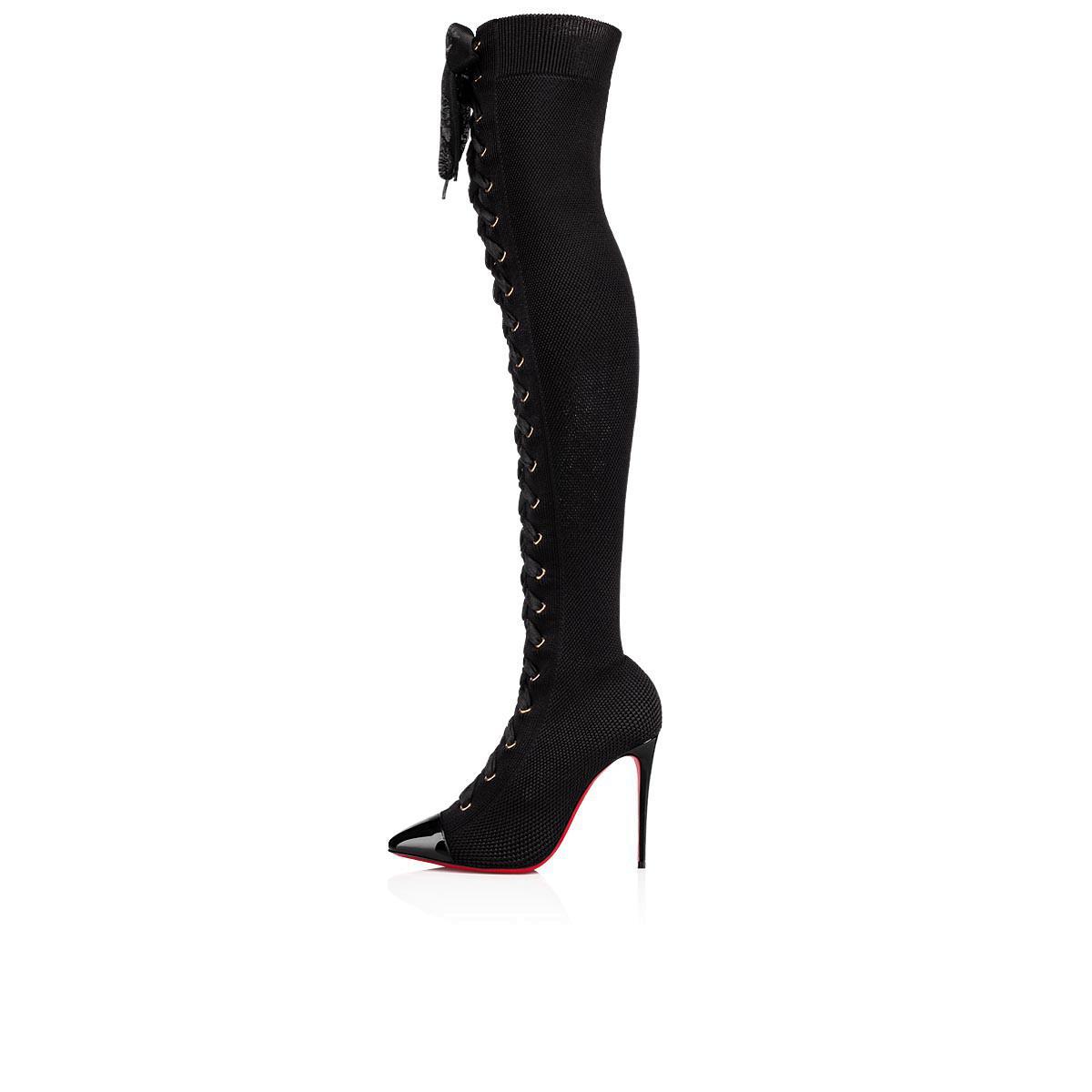 ... germany christian louboutin black frenchie boot lyst. view fullscreen  69e0b acc61 ... 835e518da