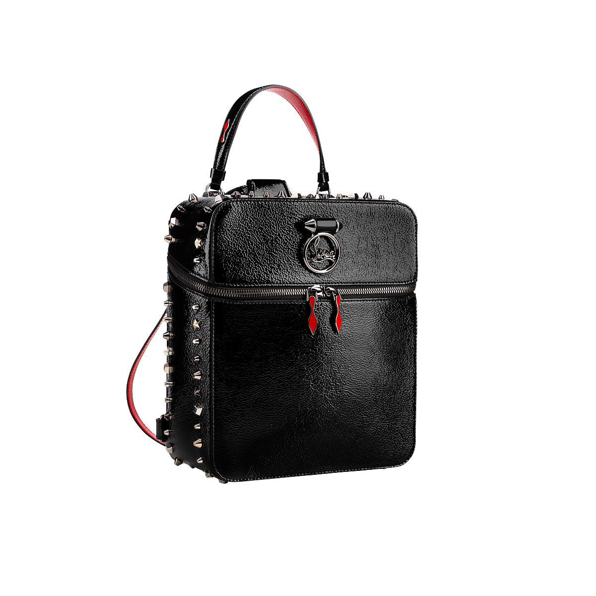 b66a979cb2f8 Lyst - Christian Louboutin Rubylou Backpack in Black