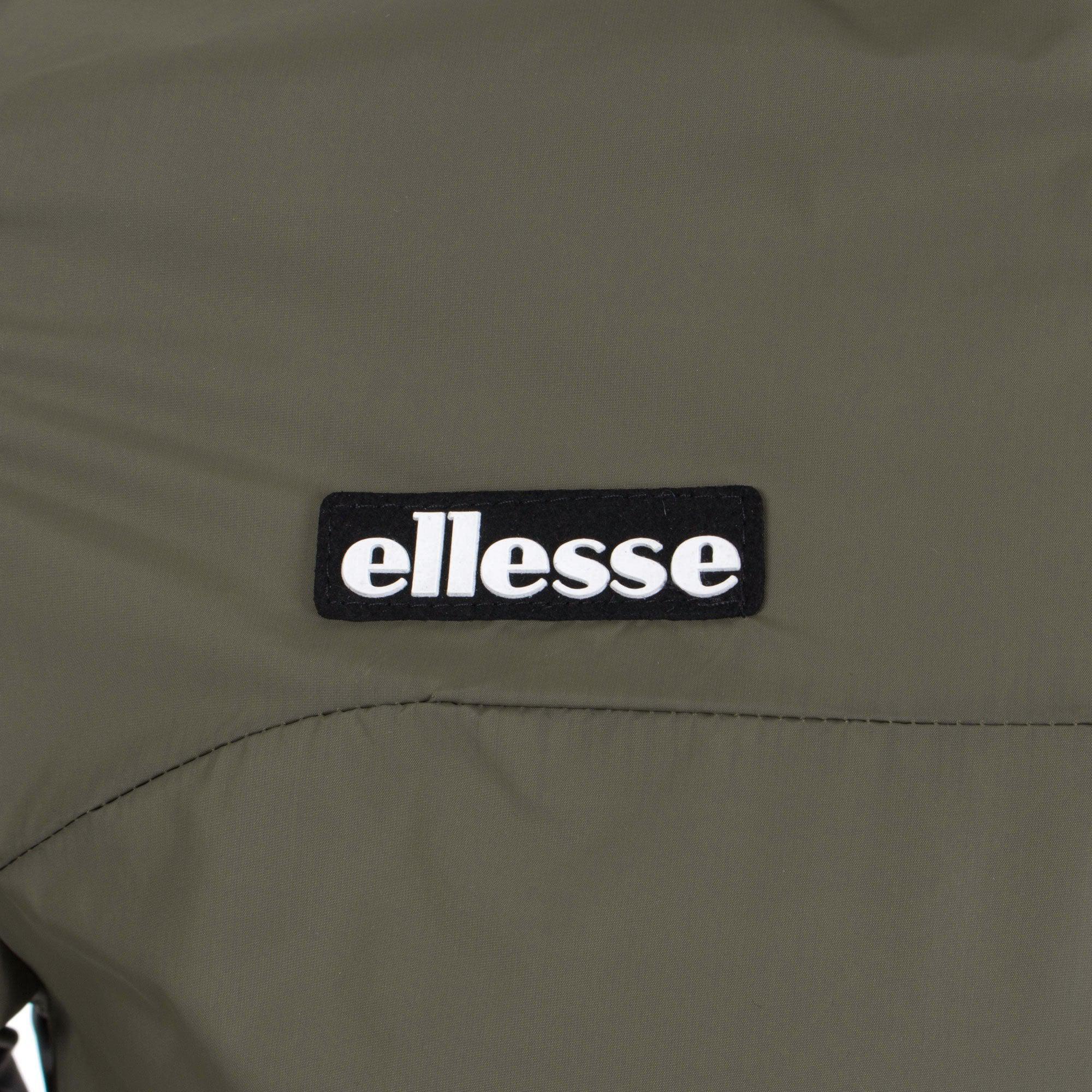 Ellesse Sortoni Jacket in Olive (Green) for Men