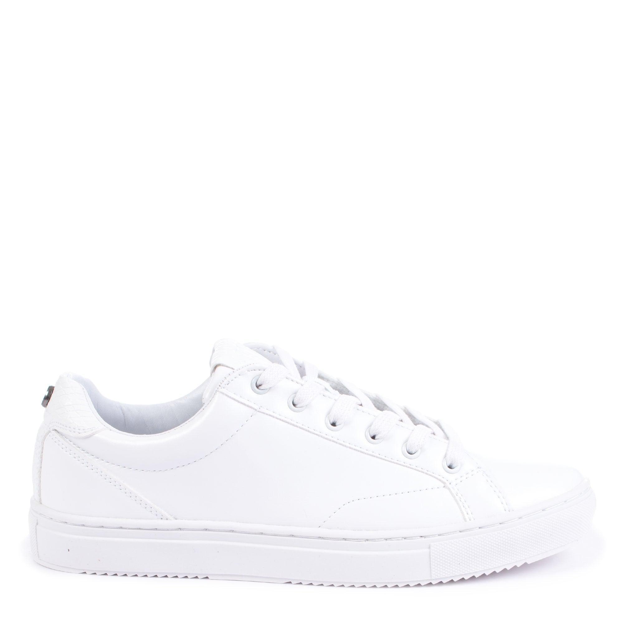 11 Degrees Viper Cupsole In White for Men
