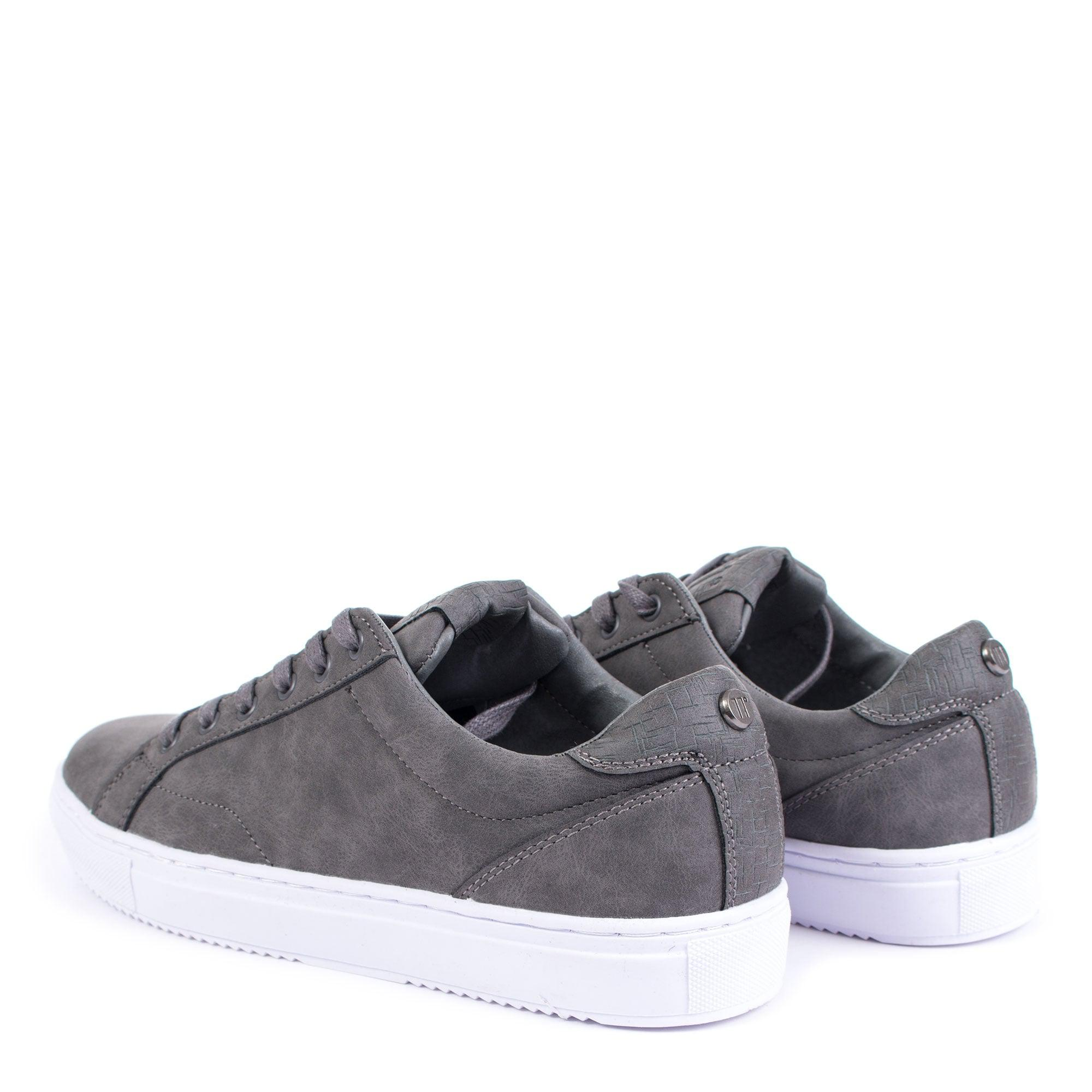 11 Degrees Viper Cupsole In Grey in Grey for Men