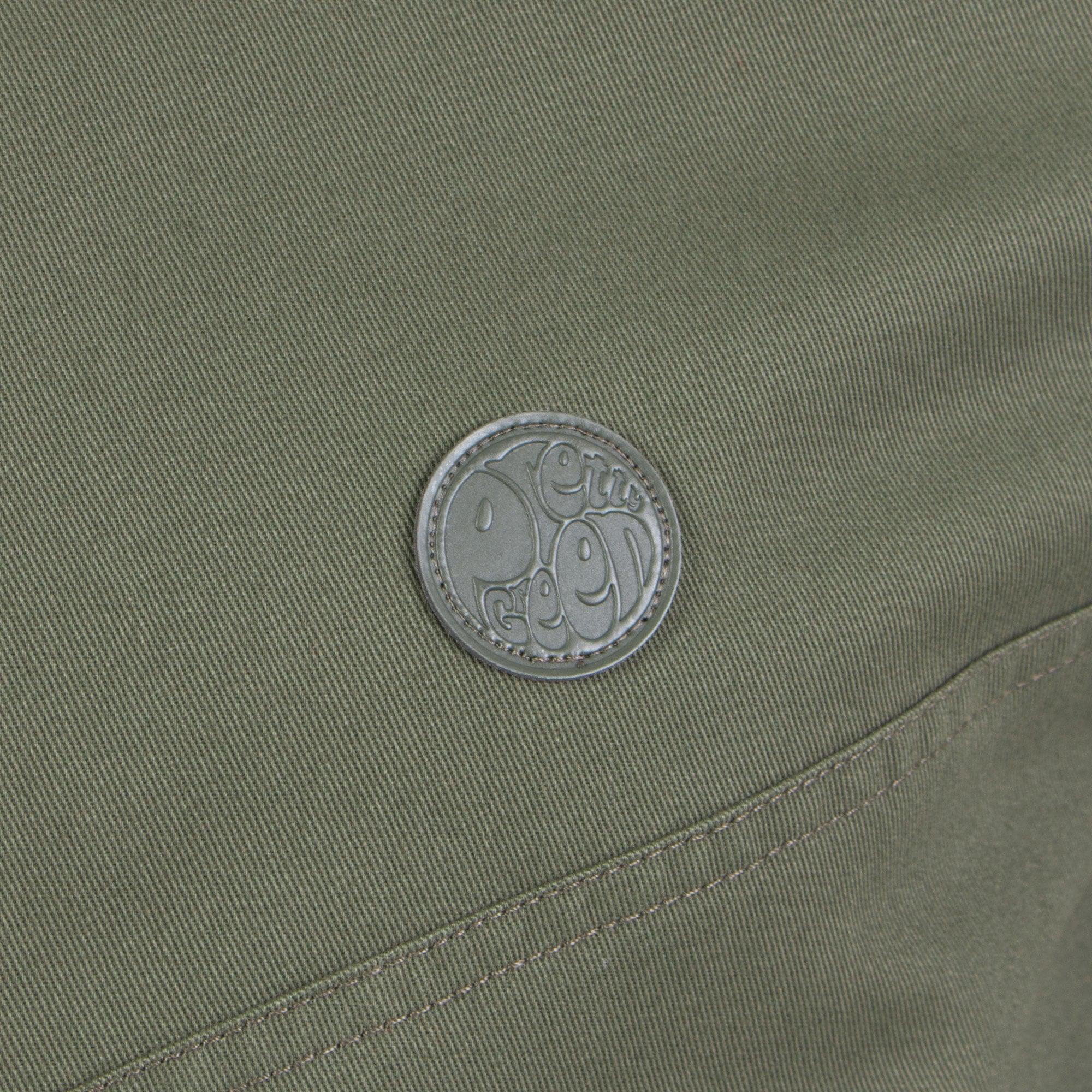 Pretty Green Cotton Beckford Jacket in Khaki (Green) for Men