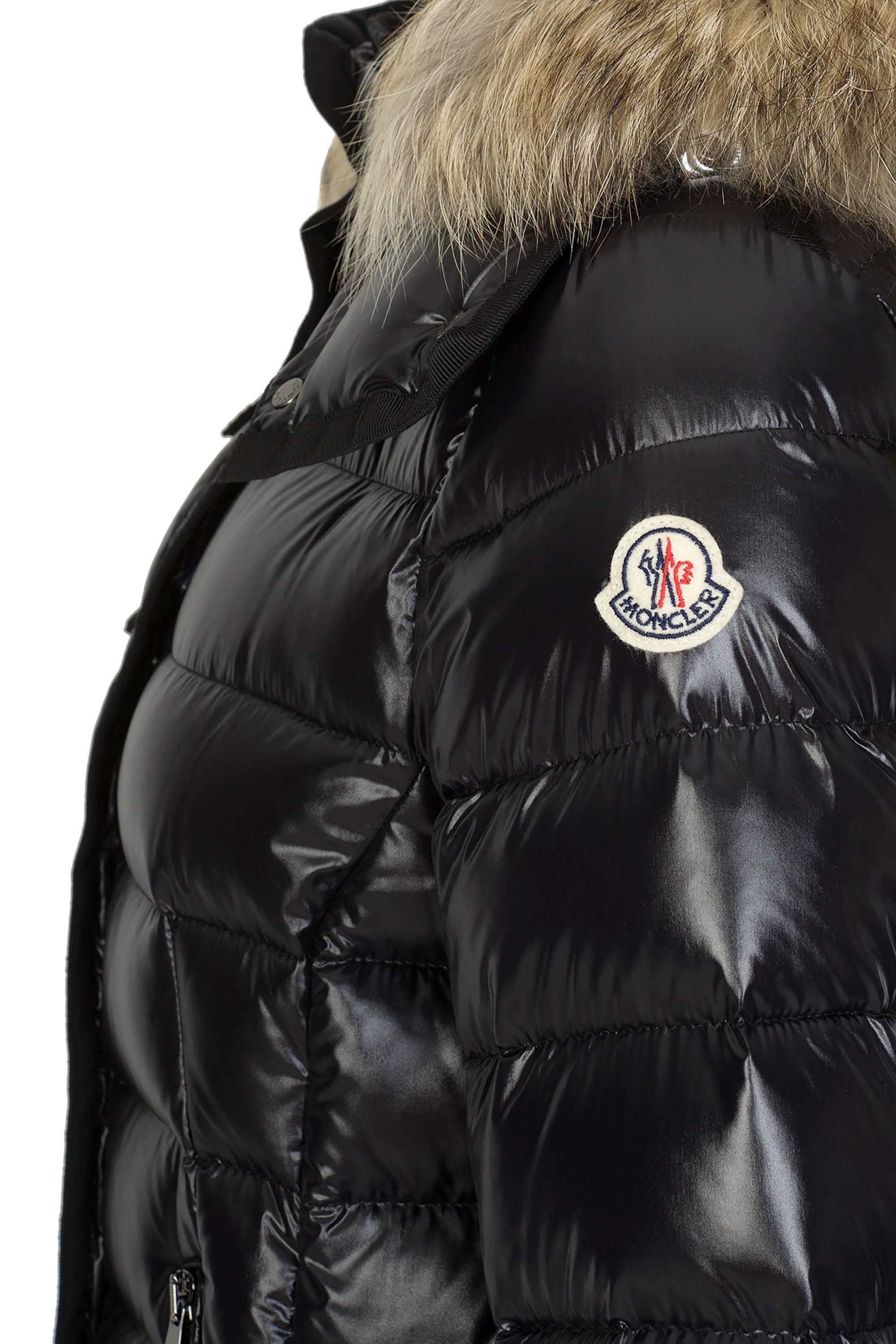 Moncler Synthetic Armoise Women's Jacket in Black for Men