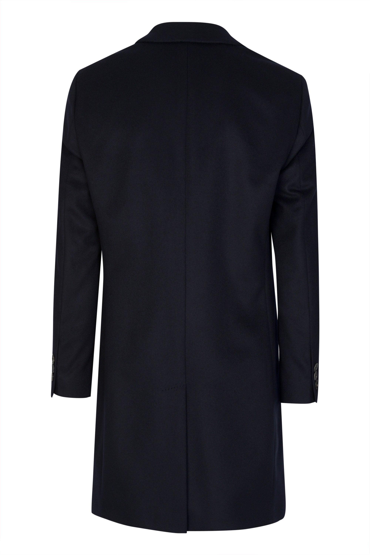 cb61085d8eb BOSS Hugo Nye2 Formal Slim Fit Coat in Blue for Men - Lyst