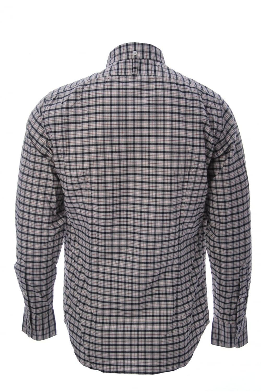 J.Lindeberg Bobby Shirt in Grey for Men