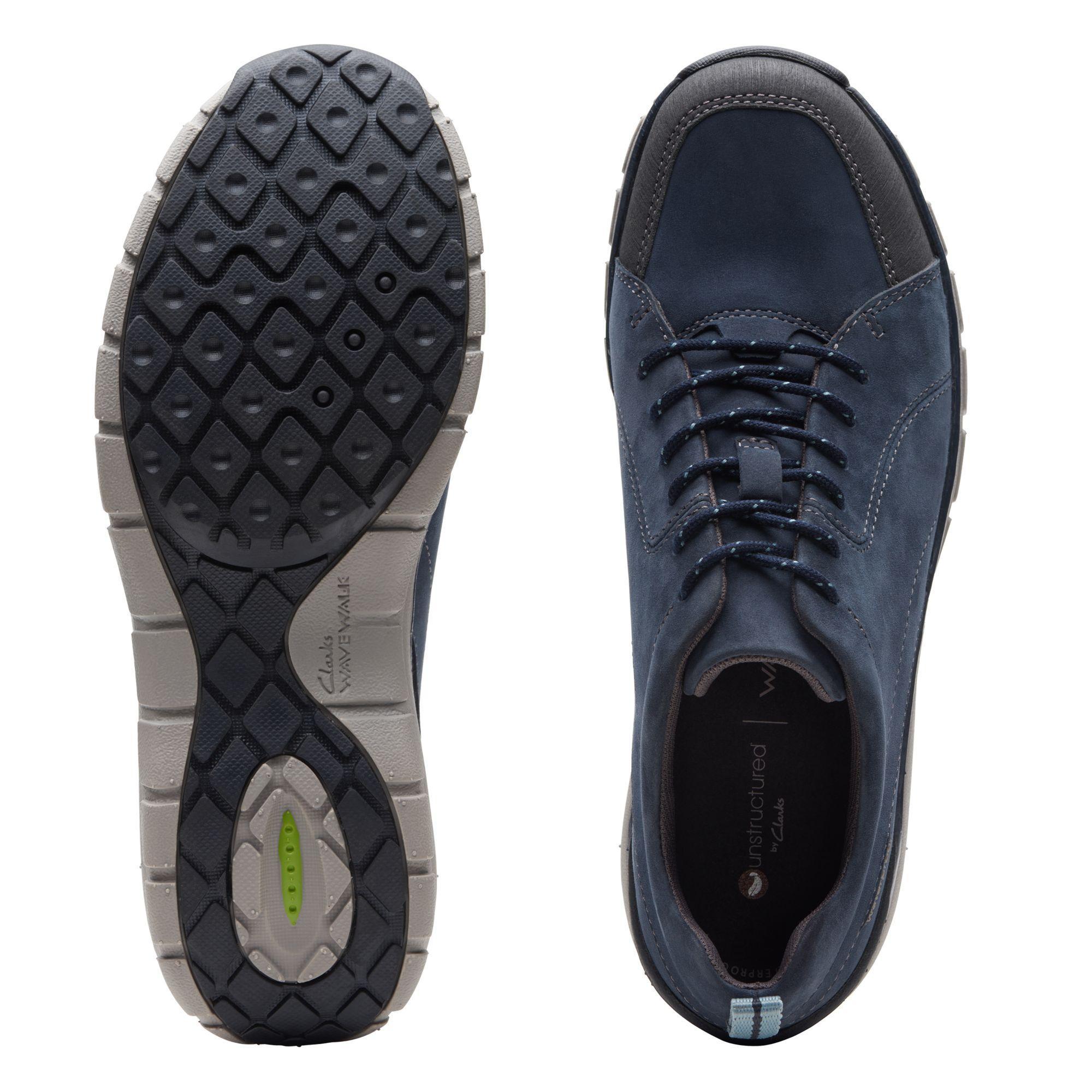 Clarks Wave Go Waterproof Sneaker