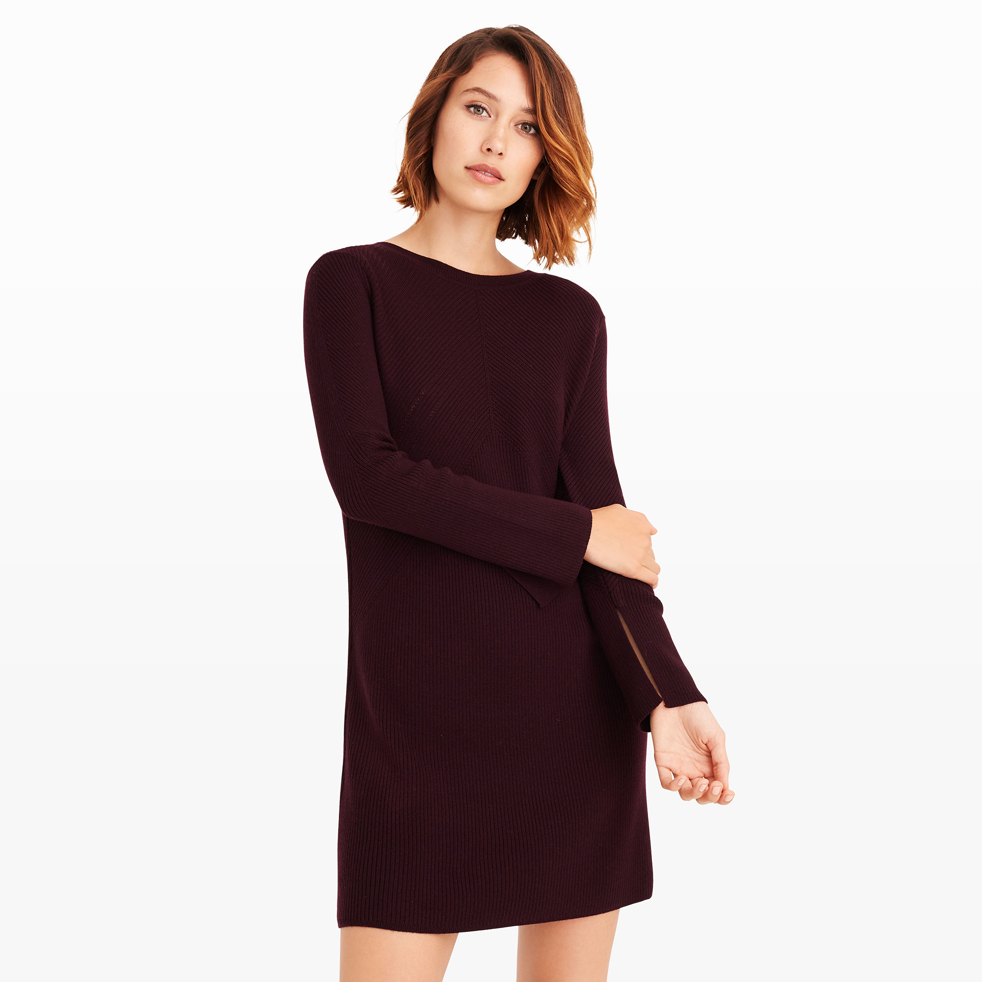 club monaco byannca sweater dress  lyst