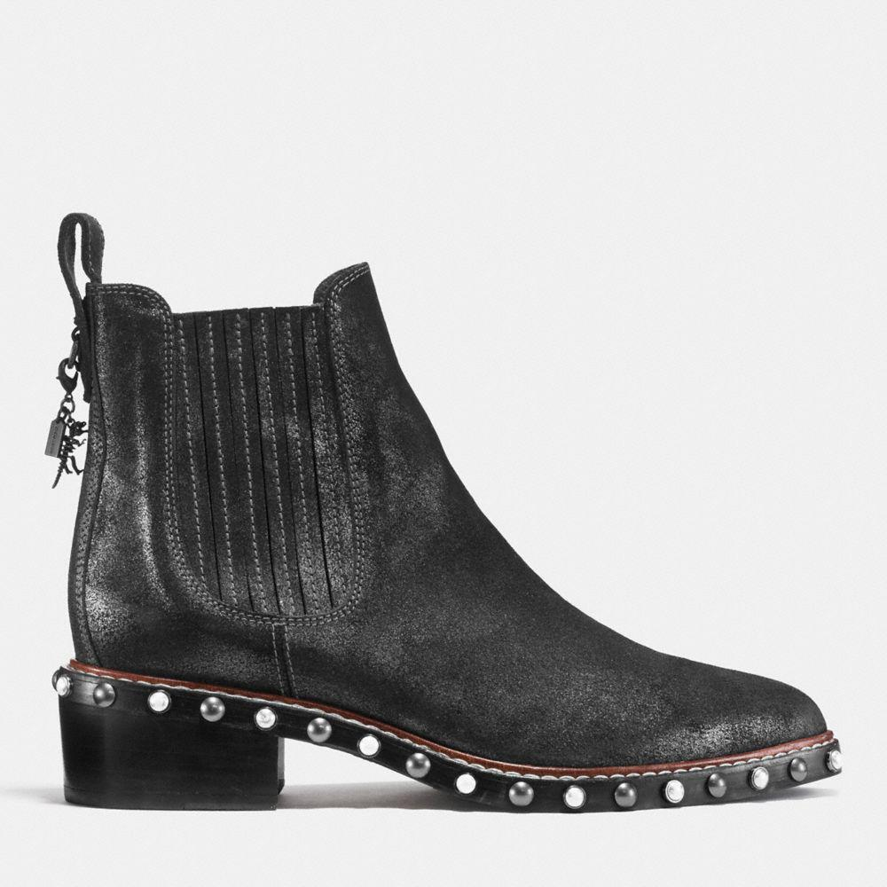 Coach Suede Bowery Chelsea Boot Lyst
