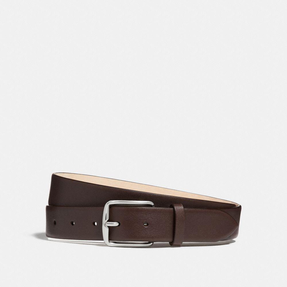 Coach men/'s Reversible Signature leather belt  $98 FREE WORLDWIDE SHIPPING