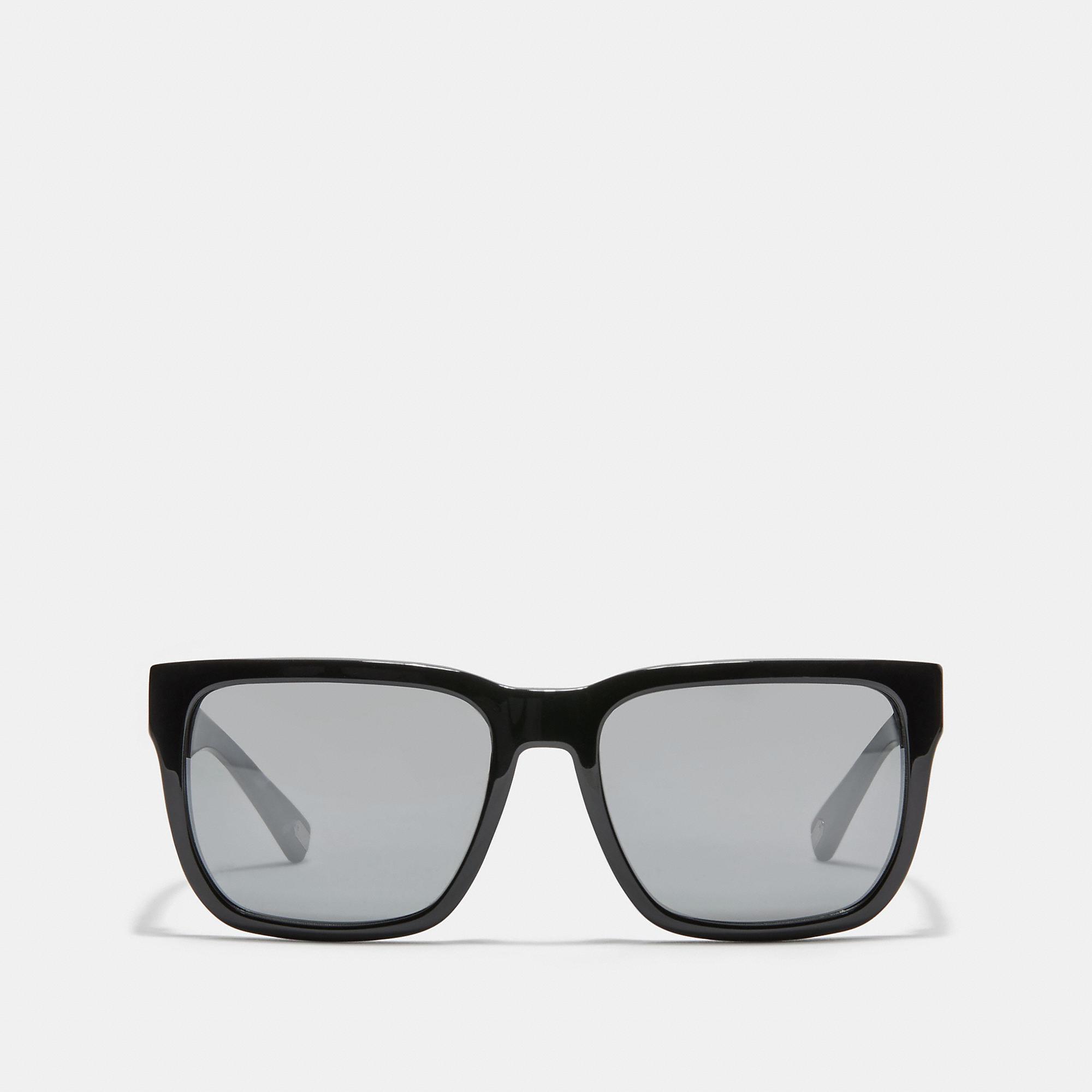 3d74e4f732ffc Lyst - COACH Ian Signature Square Sunglasses in Black for Men